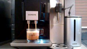 Ремонт кофемашин Siemens в Москве