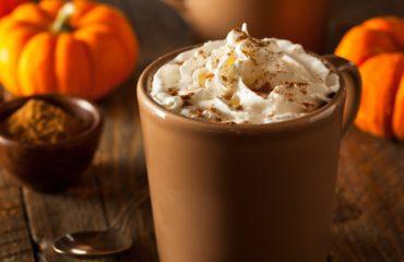 Рецепт кофе - тыквенный Spice Latte