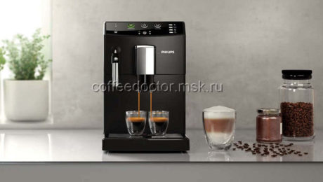 Ремонт кофемашин Philips Saeco HD 8821 в Москве