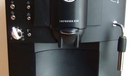 Ремонт кофемашин Jura IMPRESSA E10 в Москве